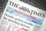"""Il Times: """"Sicilia, disastro di spesa"""""""