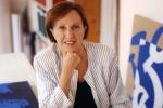 Arte, morta a Roma la trapanese Carla Accardi: fu maestra dell'astrattismo