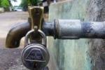 Lavori all'impianto: Caltanissetta senz'acqua