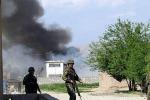Afghanistan, ribelli all'attacco: morti e feriti a Kabul