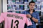 """Aguirregaray: """"Mi sento alla pari con tutti e mi gioco il posto"""""""