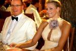 Fiori catanesi per le nozze di Alberto di Monaco e Charlene