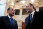 """Europee, Schifani: """"Non commento gli exit poll ma sono fiducioso"""""""