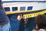 Aliscafo contro gli scogli, i passeggeri: andavamo troppo veloci