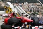Montecarlo: pole di Webber, pasticcio di Alonso