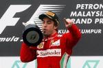 Gp della Cina, trionfo della Ferrari e di Alonso