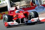 Montecarlo, Alonso fulmine nelle libere
