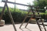 Erice, un parco giochi nel carcere di San Giuliano