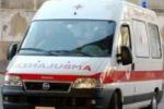 Palermo, incidente in viale Regione: traffico in tilt