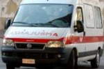 Un'ambulanza per due E Salemi rimane senza