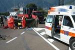 Scontro tra un furgone e un'auto, anziano muore a Modica