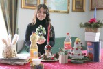Spazio al riciclaggio creativo Addobbi natalizi a costo zero