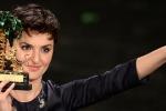 """Sanremo, trionfo di Arisa con """"Controvento"""""""