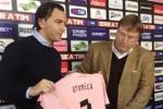 "Aronica: ""Contro i rosa partita speciale"""