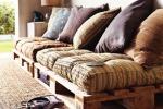 Arredamenti low cost con il legno Per divani e tavoli torna il «fai da te»