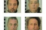 Denuncia di Natale Giunta, 4 estorsori arrestati a Palermo