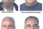Mafia e cemento, caccia ai fiancheggiatori dei boss