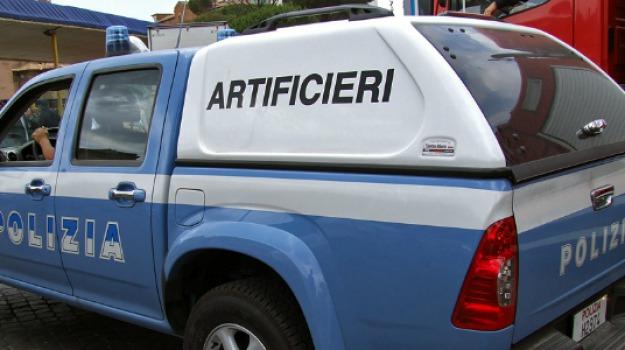 bomba, palma di montechiaro, Agrigento, Cronaca