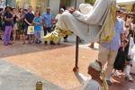 """Piazza Duomo a Siracusa, """"consentiti"""" gli artisti di strada"""