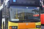 Protesta Atm, si fermano bus e tram