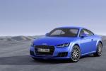 Audi TT con motori 2.0 TFSI e 2.0 TDI In prevendita da 40.990 euro (diesel 184 cv.)