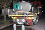 Caltanissetta, blocco autobotti: residenti si ribellano