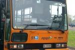 Palermo, uova e pietre contro un bus: colpito l'autista