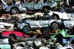 Traffico di rifiuti, sequestrati 3 impianti di autodemolizioni siciliani