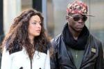Balotelli diventa papà, Raffaella Fico ha dato alla luce Pia