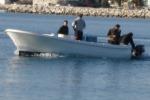 San Vito Lo Capo, barca affonda: salvate cinque persone