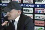 """Iachini: """"Massimo impegno nelle due gare casalinghe"""""""