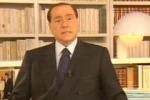 """Berlusconi: """"Non ho commesso reati, la magistratura è il contropotere"""""""