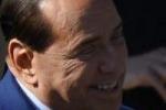 """Berlusconi: """"Torna Forza Italia e io sarò il suo numero uno"""""""