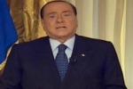 """Condanna Berlusconi, il Cavaliere: """"Vent'anni di sacrifici e questo è il premio"""""""