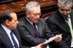 Governo tecnico, scontro nella notte tra Pdl e Lega