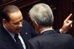 """Berlusconi attacca Monti: """"Nessuna telefonata, federo io moderati"""""""