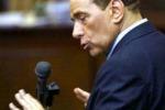 Processo Mediaset, confermati 4 anni a Berlusconi