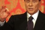"""Berlusconi: """"In Sicilia fatti tanti errori"""""""
