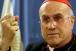 Il cardinal Bertone a Catania: dalla Chiesa attenzione per il Sud