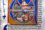 Catania, esposta una rara Bibbia miniata del Cavallini