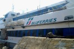 Trasporti sullo Stretto di Messina, Bluferries affitta un altro aliscafo