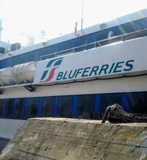 Trasporti sullo Stretto di Messina, Bluferries affitta un altro aliscafo