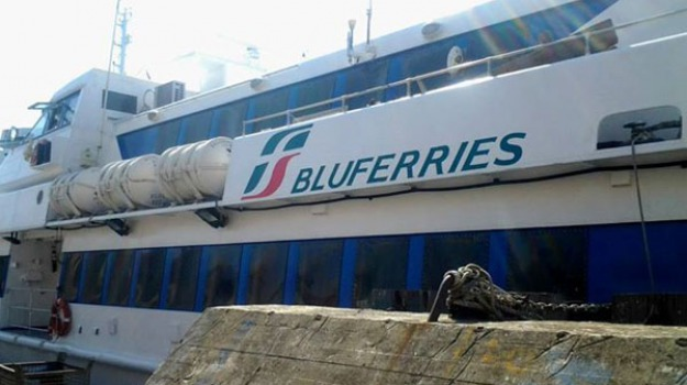 bluferries, Messina, Economia