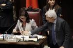 Laura Boldrini nuovo presidente della Camera