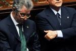 Berlusconi strappa l'intesa con la Lega, ma resta il no sulle pensioni
