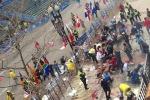 Boston, in corsa anche due siciliani: stanno bene
