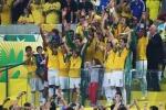 Spagna travolta, al Brasile la Confederation cup