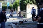 """Tragedia di Brindisi, il benzinaio confessa: """"Mia la bomba"""""""