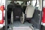 Gela, al cimitero «Farello» in taxi Servizio per anziani e disabili