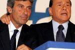 """Berlusconi a Cammarata: """"Massimo appoggio a Palermo"""""""